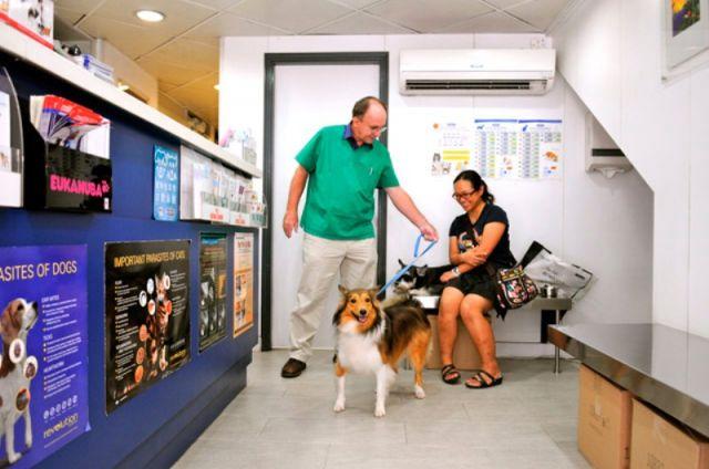 皇后大道東獸醫診所 Phoenix Animal Clinic -